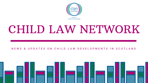 Launching the Child Law Network!