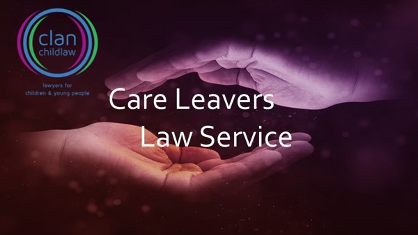 Launch of the Care Leavers' Law Service